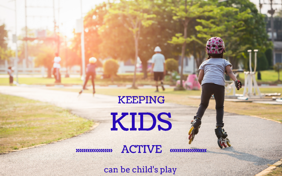 Keeping Kids Active Can Be Child's Play